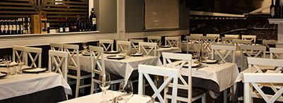 Conoce nuestro Restaurante en Bilbao